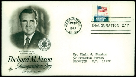 Presidential Inaugural Covers