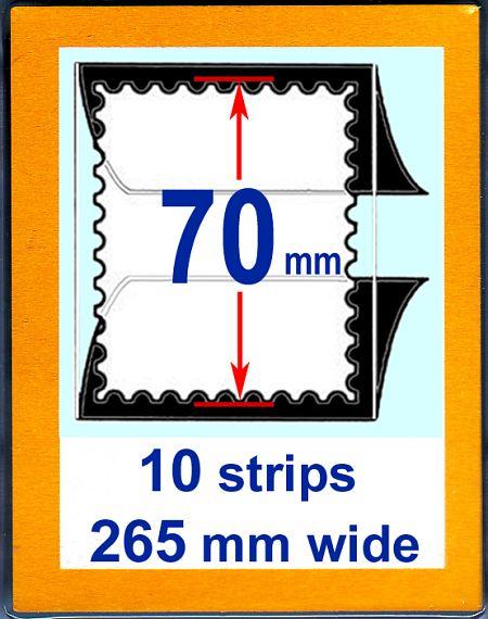 Mounts: Strips