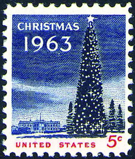 1963 Commemoratives #1230-41