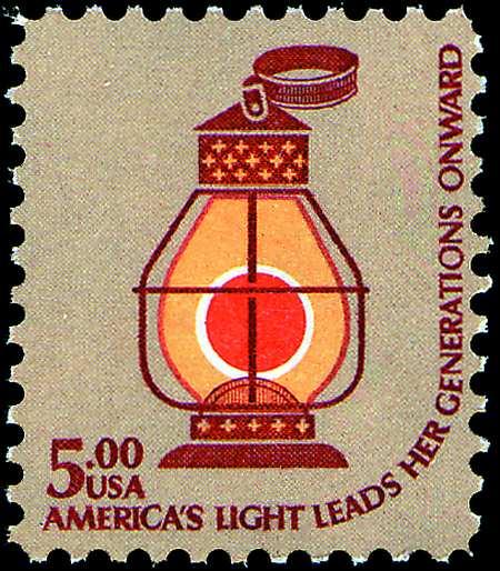 1975-1981 Americana Series #1581-1612