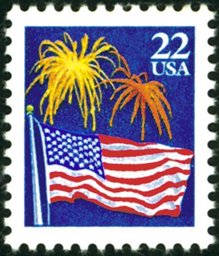 1987-1988 Definitives  #2276-85A