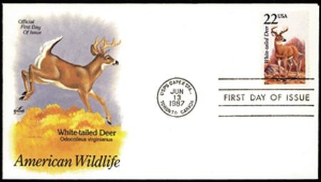 1987 Wildlife  #2286-2335