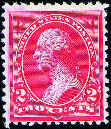 1894 First U.S. Government Printing  #246-263