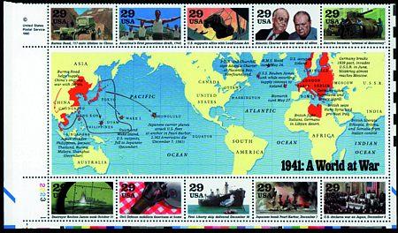 1991-1995 World War II Sheets