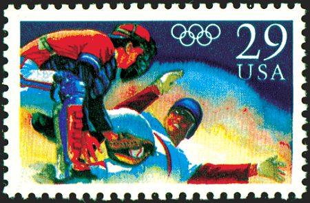 1992 Commems #2611/2720