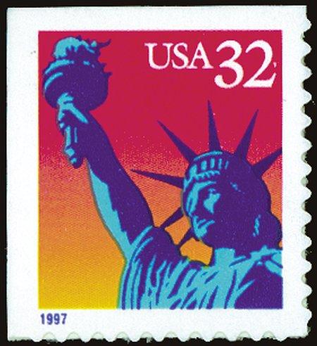 1997 Definitives #3122/3133