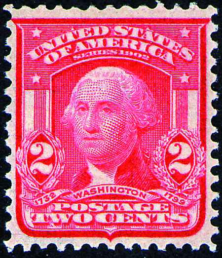 1903 Issue Perf. 12  #319