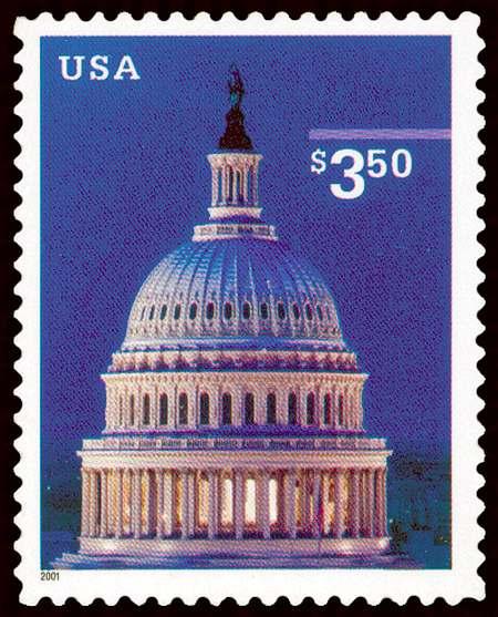 2001-03 Washington Views #3472/3648