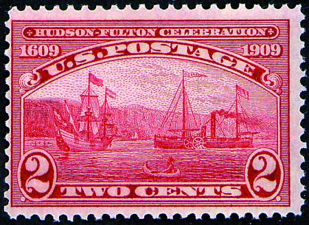 1909 Commemoratives  #367-373