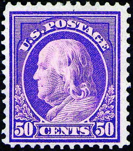 1912-1914 Perf. 12  #405-421