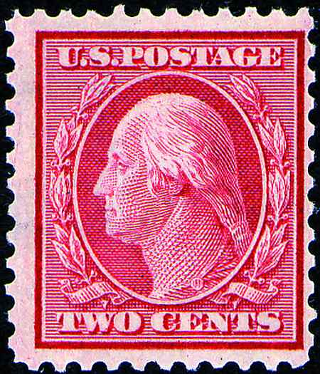 1917 Issue of 1908 Design  #519