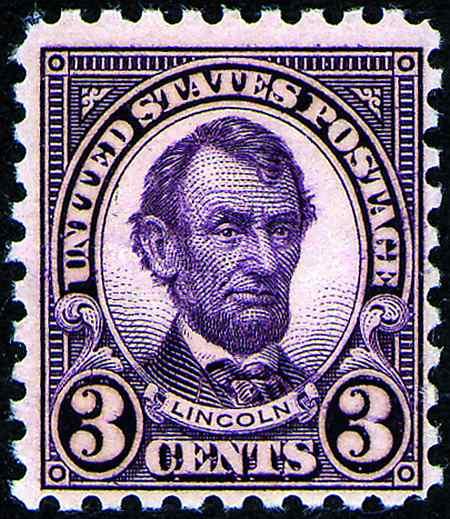 1923-1926 Rotary Press #578-595