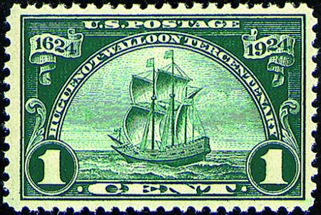 1924 Huguenot-Walloon #614-616
