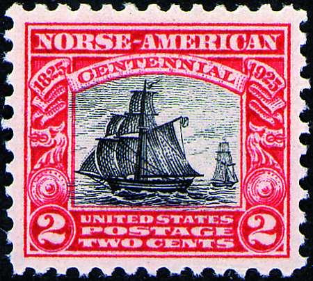 1925 Norse-American #620-621