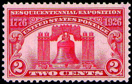 1926 Commemoratives  #627-629