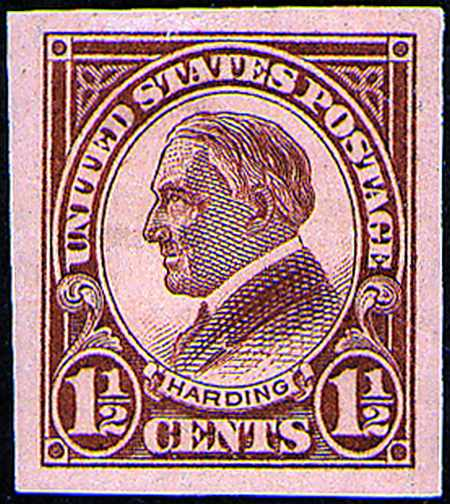 1926 Rotary Imperforate  #631