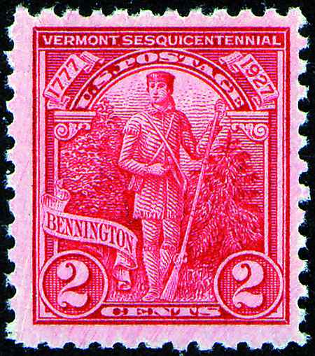 1927 Commemoratives  #643-644