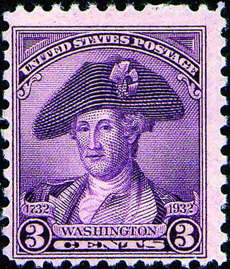 1932 Washington Bicentennial  #704-715