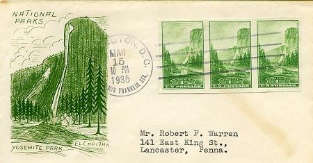 1934-1935 National Parks