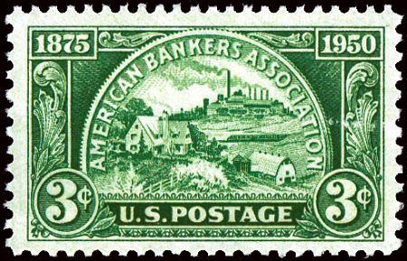 1950 Commemoratives #987-97