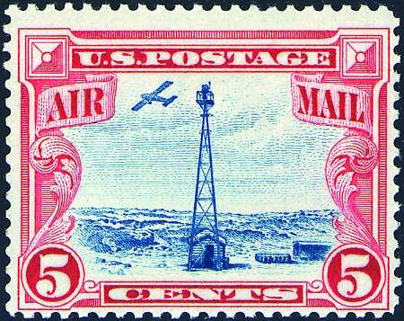 1928 Airmail Issue  #C11