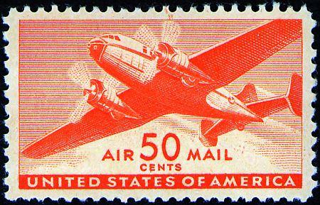 1941-1944 Transports  #C25-C31