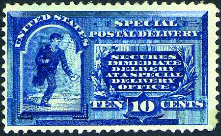1885-1971 Special Delivery  #E1-E23
