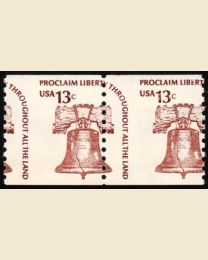 US #1618 13¢ Liberty Bell