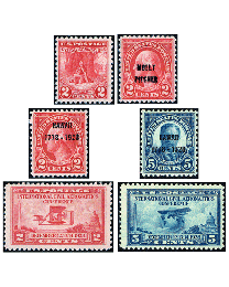 1928 US Commemoratives