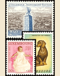 1961 Luxembourg