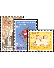 1962 Luxembourg