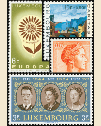1964 Luxembourg
