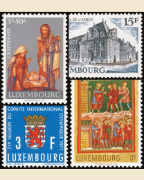 1971 Luxembourg