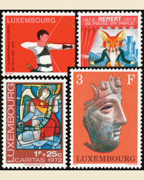 1972 Luxembourg