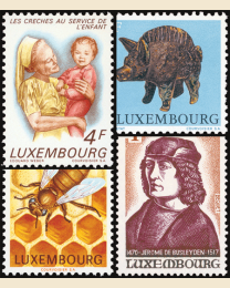 1973 Luxembourg