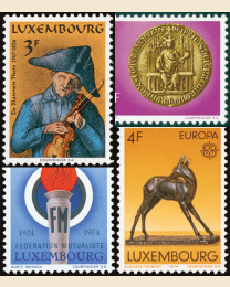 1974 Luxembourg