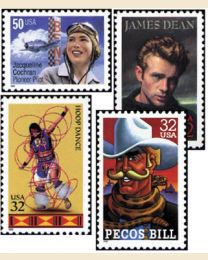 #1996Y - 1996  66 stamps