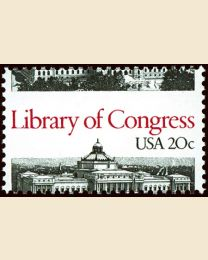 Library of Congress Misperforated Error