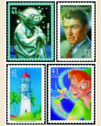 #2007Y - Set of 41 stamps