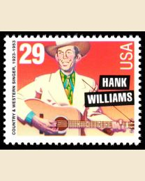 Hank Williams perf 11 variety