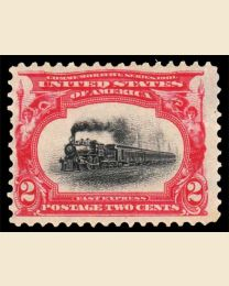 2¢ Locomotive Express