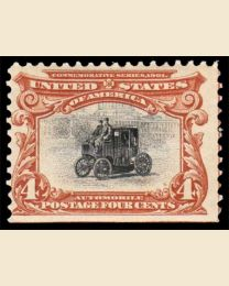 4¢ Electric Automobile