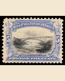 5¢ Niagara Falls Bridge
