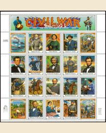 Civil War Heroes & Battles