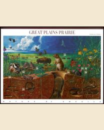 #3506 - 34¢ Great Plains Prairie