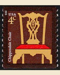 #3761A- 4¢ Chippendale Chair