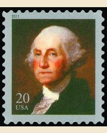 #4504 - 20¢ George Washington