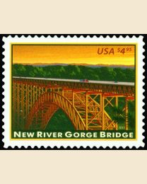 #4511 - $4.95 New River Gorge Bridge