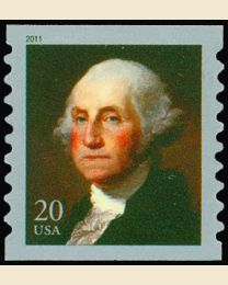 #4512 - 20¢ George Washington