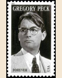 #4526 - (44¢) Gregory Peck